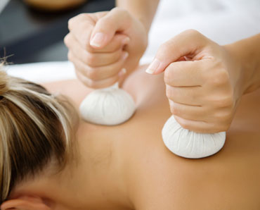 Hands In Demand Whitby ON - Thai Hot Stem Massage